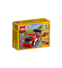 LEGO 31055 Red racer