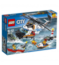Brand: LEGO | Category: Bricks and Building Sets | Theme: City | Set 60166 Heavy-duty Rescue Helicopter