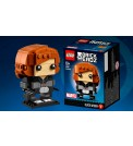 Brand: LEGO | Category: Bricks and Building Sets | Theme: BrickHeadz | Set 41591 Black Widow