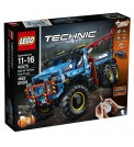 Brand: LEGO | Category: Bricks and Building Sets | Theme: Technic | Set 42070 6x6 All Terrain Tow Truck