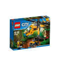 Brand: LEGO | Category: Bricks and Building Sets | Theme: City | Set 60158 Jungle Cargo Helicopter