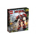 Brand: LEGO | Category: Bricks and Building Sets | Theme: Ninjago | Set 70615 Fire Mech