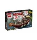 Brand: LEGO | Category: Bricks and Building Sets | Theme: Ninjago | Set 70618 Destiny's Bounty