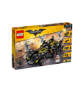 Brand: LEGO | Category: Bricks and Building Sets | Theme: The LEGO Batman Movie | Set 70917 The Ultimate Batmobile