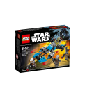 Brand: LEGO | Category: Bricks and Building Sets | Theme: Star Wars | Set 75167 Bounty Hunter Speeder Bike Battle Pack