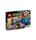 LEGO Speed Champions 75875 Ford F-150 Raptor & Ford Moddel A Hot Rod