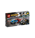 Brand: LEGO | Category: Bricks and Building Sets | Theme: Speed Champions | Set 75881 2016 Ford GT & 1966 Ford GT40