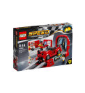 Brand: LEGO | Category: Bricks and Building Sets | Theme: Speed Champions | Set 75882 Ferrari FXX K & Development Center