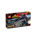 LEGO Marvel 76047 Black Panther Pursuit