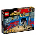 Brand: LEGO | Category: Bricks and Building Sets | Theme: Marvel Super Heroes | Set 76088 Thor vs. Hulk: Arena Clash (LEGO Marvel Super Heroes)