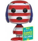 Peanuts - Snoopy Rock the Vote SDCC 2016 Exclusive Pop! Vinyl Figure