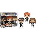 Harry Potter - Harry, Ron & Hermione Pop! Vinyl