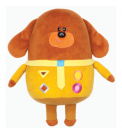 Hey Duggee | Duggee Talking Soft Toy