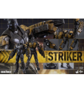 "Hot Toys | Iron Man 3 - Mark XXV Striker 12"" Figure 