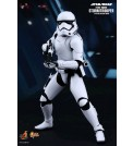 "Hot Toys Star Wars - First Order Stormtrooper 12"" Figure HOTMMS317"