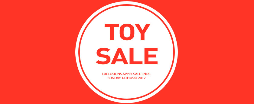 LEGO Toy Sale MAY 2017